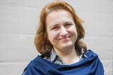 Наталія Зарецька: «Значна частина країни живе, як у серіалі «Слуга народу», де війни немає взагалі»