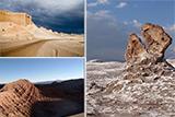 Пустеля Атакама. Подорож в Місячну долину