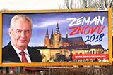Земан знову: перемога популізму в Чехії