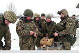 Активна фаза бойової роботи українських підрозділів на Харківщині