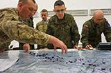 Військовослужбовці ЛИТПОЛУКБРИГ тренують свої дії в обороні