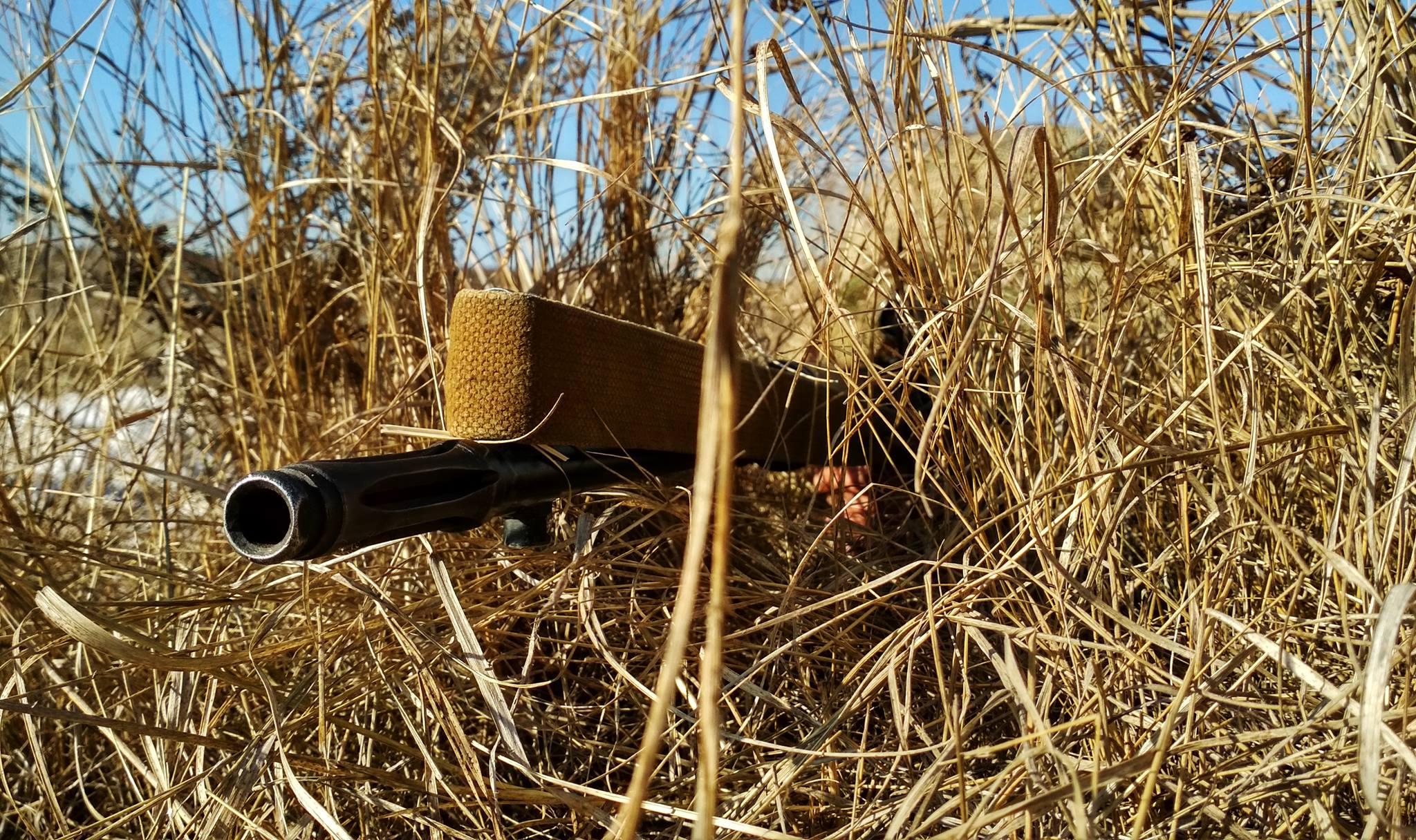 Українські снайпери відпрацювали наступальну тактику