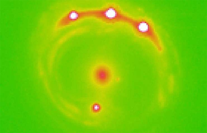 OU astrophysicists discover planets in extragalactic galaxies using microlensing