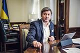 Олександр Данилюк: «Економіка не зможе розвиватися, доки ми не змінимо роль силових структур»