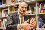 Вольф Дітріх Гайм: «У разі наявності реального мандата ООН Австрія готова виконати свою роль у миротворчій місії на Донбасі»