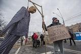 Вибори в РФ: блокування російських дипустанов у Києві