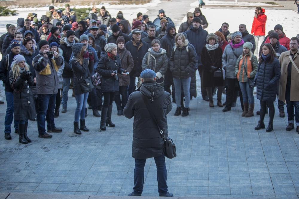 Активісти у Миколаєві вимагали відсторонення очільника ОДА