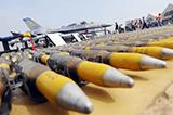 Як зростає світовий ринок озброєнь