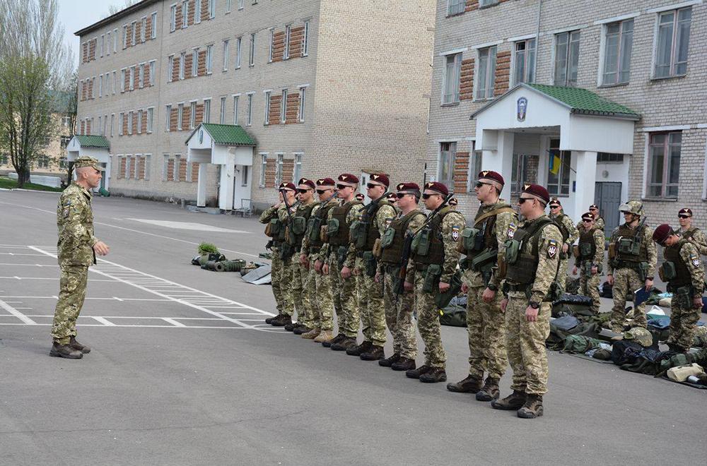 Українські десантники візьмуть участь в міжнародних навчаннях «Combined Resolvе Х»