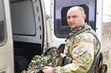 Офіцер СІМІС Олександр Ткачук: «Наша, східняків, справа — стати зараз на захист країни»