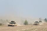 На Рівненщині перевірили готовності Т-84 та їх екіпажів