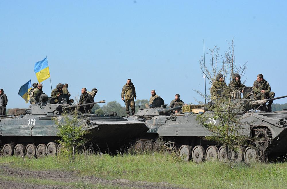 Навчання оперативного командування «Північ».