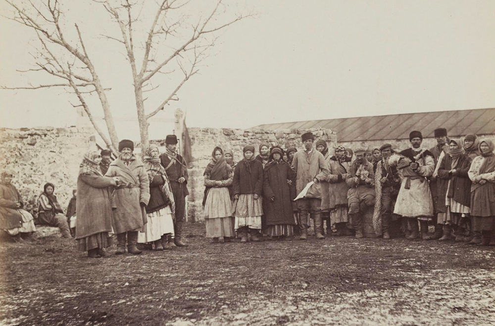 Південь України 140 років тому. Світлини французького фотографа