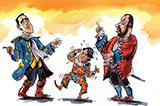 The Economist: Слуга двох панів