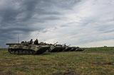 Підготовка оперативного резерву десантників 81 бригади