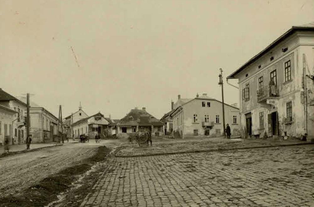 Садгора 100 років тому. Буковинське місто, що зникло з мапи