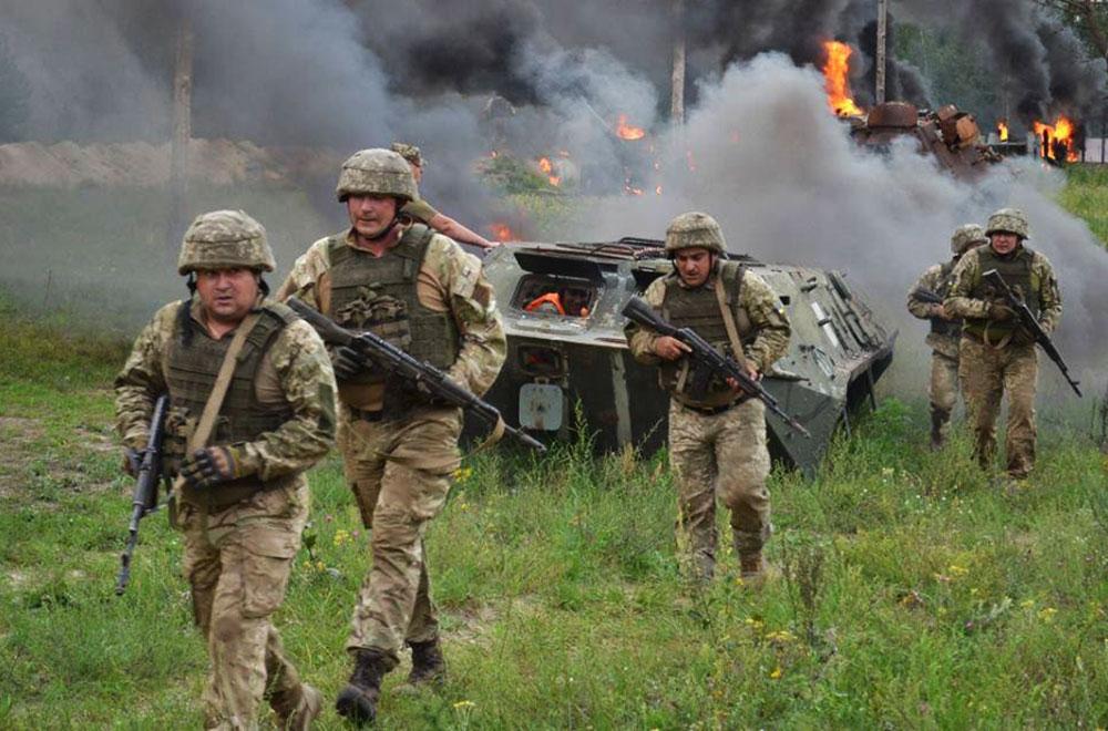 Десантно-штурмові війська Збройних Сил України – надійний щит Батьківщини