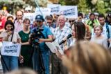 100 днів голодування Сенцова. Під посольством РФ зачитали листи до політв'язня