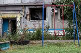 Життя на лінії фронту поблизу Донецька