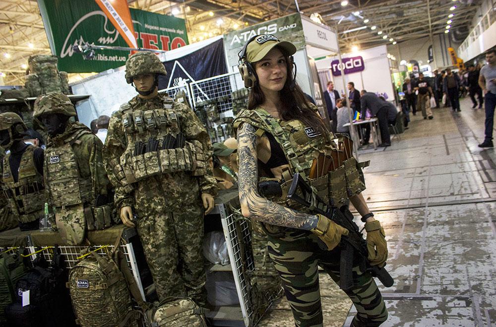 XV Міжнародна виставка «Зброя та Безпека – 2018»