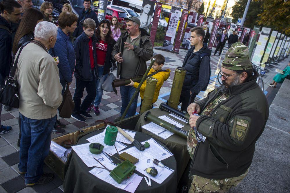 Фестиваль «Історія. UA» до Дня захисника України