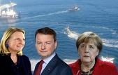 Реакція світу на російську агресію в Азовському морі