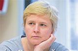 Довіль Якнюнайте: «Час працює проти швидкого вирішення конфлікту на Донбасі»
