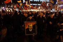 День народження Степана Бандери у Києві