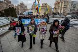 У Києві вшанували перших загиблих майданівців