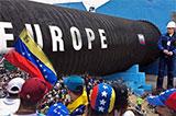 Die Welt: венесуельські тітушки, небезпечна газова залежність Європи від Росії