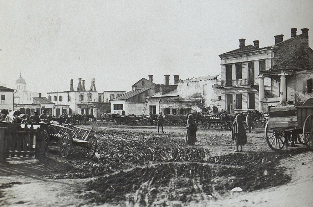 Волинські міста 100 років тому