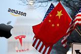 Amazon тіснить Tesla, Apple втрачає ринки, США та Китай наближаються до угоди