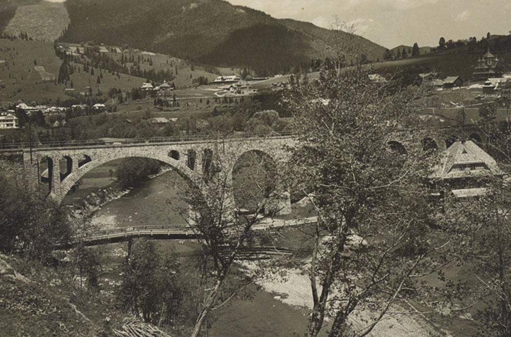 Ворохта і її мешканці  в 1920-х