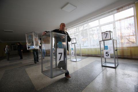 Вибори президента України 2019. Перебіг голосування і підрахунок голосів