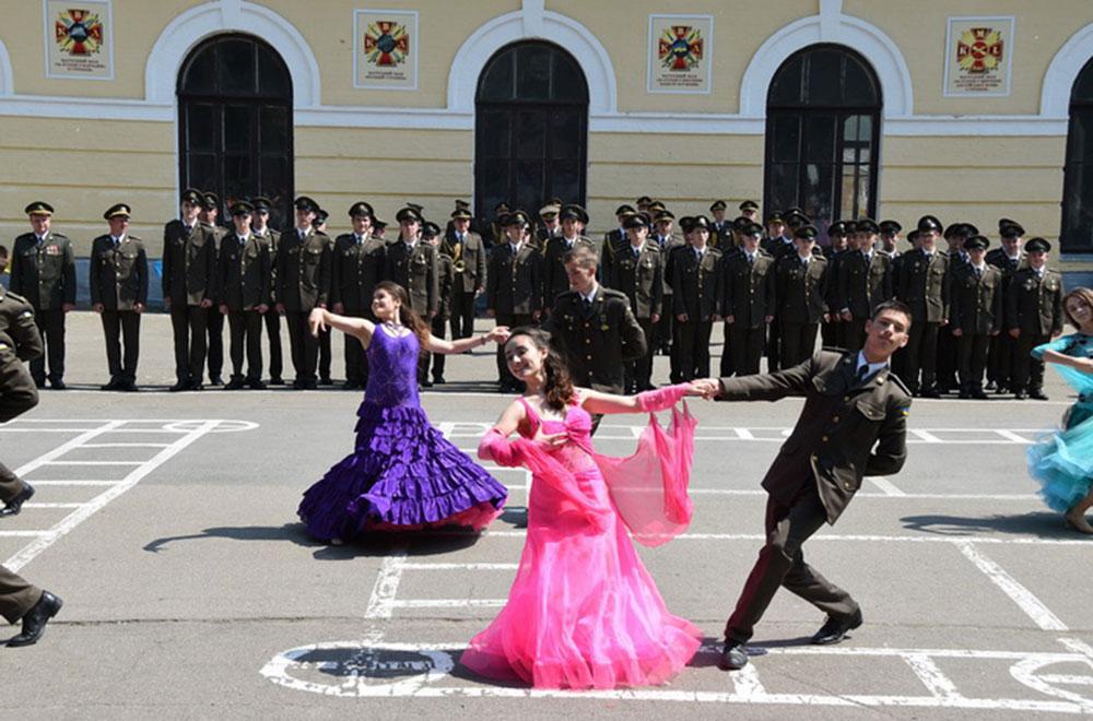 Випуск у Київському військовому ліцеї імені Івана Богуна