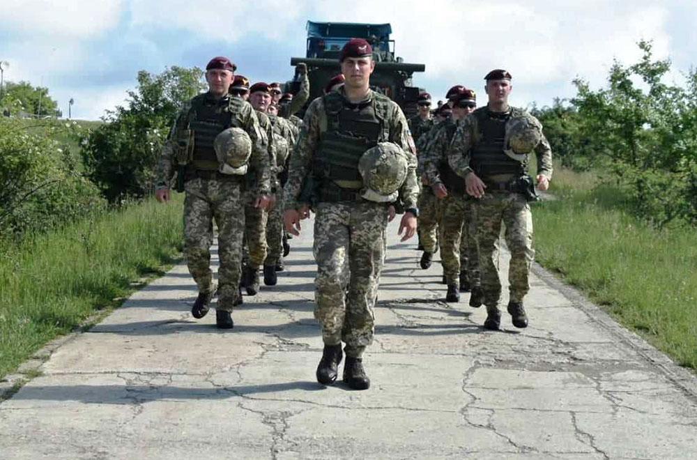 «Sаber Guardian-2019». Українські десантники показали високі результати під час етапу бойової стрільби