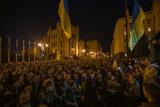 У Києві тривають протести проти формули Штайнмаєра