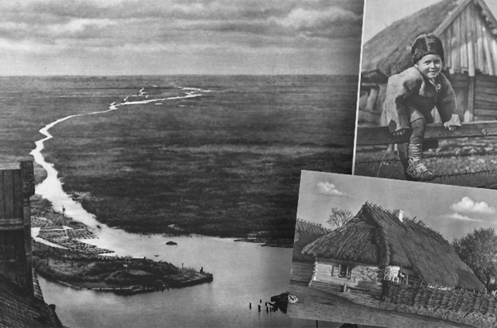 Полісся на унікальних світлинах 1932 року