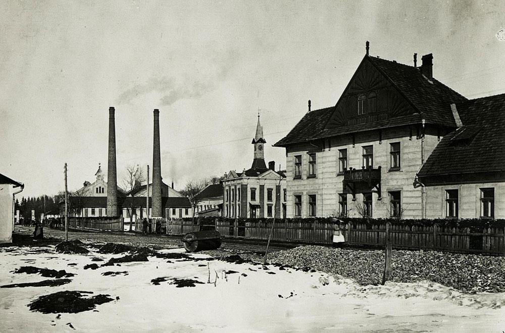 Калуш 100 років тому