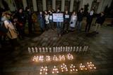 """""""Не злий справи Майдану"""". Акція на підтримку Євгенії Закревської під Радою"""