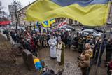 У Києві вшанували перших загиблих учасників Революції гідності
