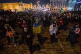 Вечір пам'яті Небесної сотні на Майдані Незалежності у Києві