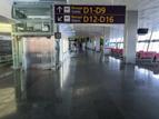 """Безлюдний аеропорт """"Бориспіль"""" під час карантину"""