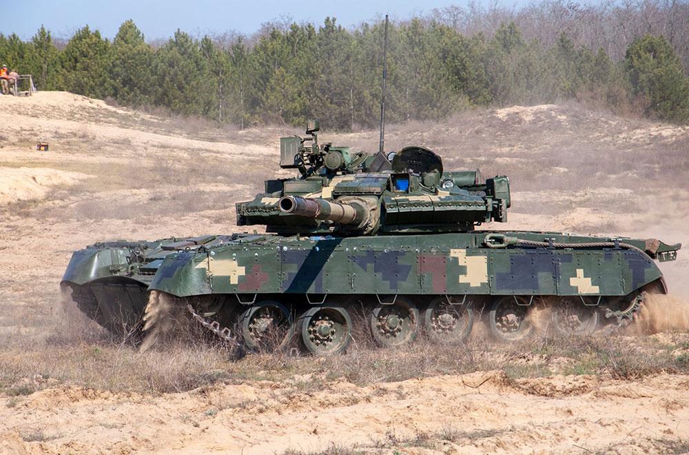 Морські піхотинці визначили найвлучніший танковий екіпаж