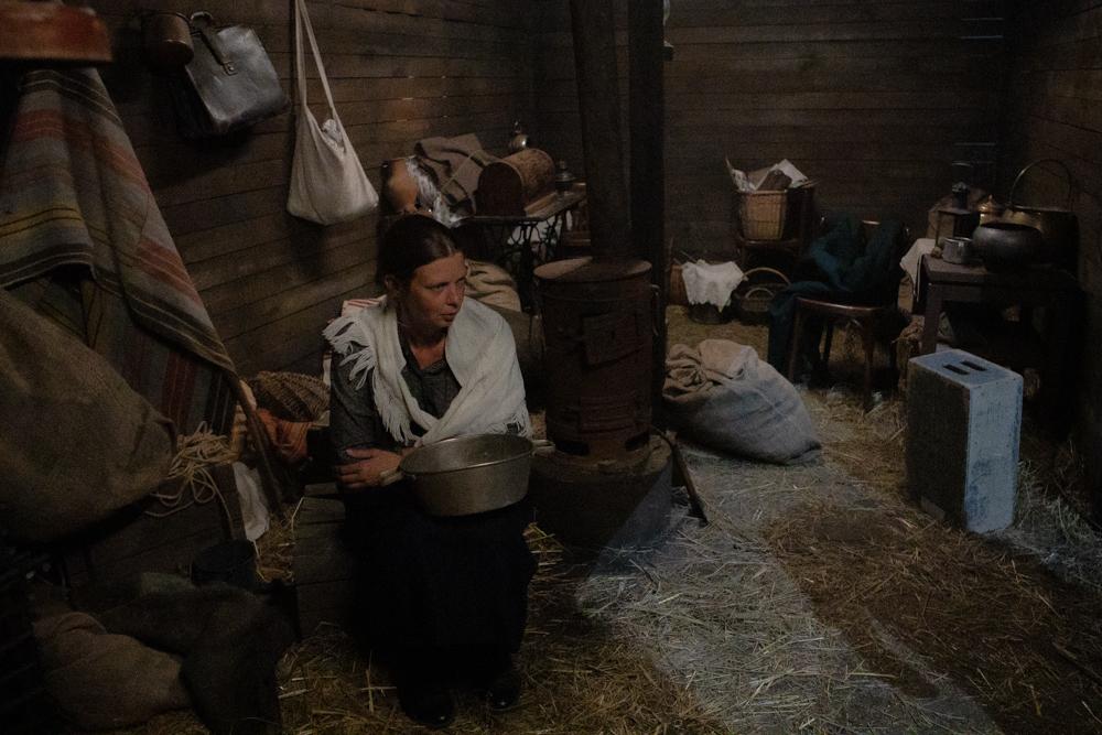Зйомки фільму «Депортація 44-46»