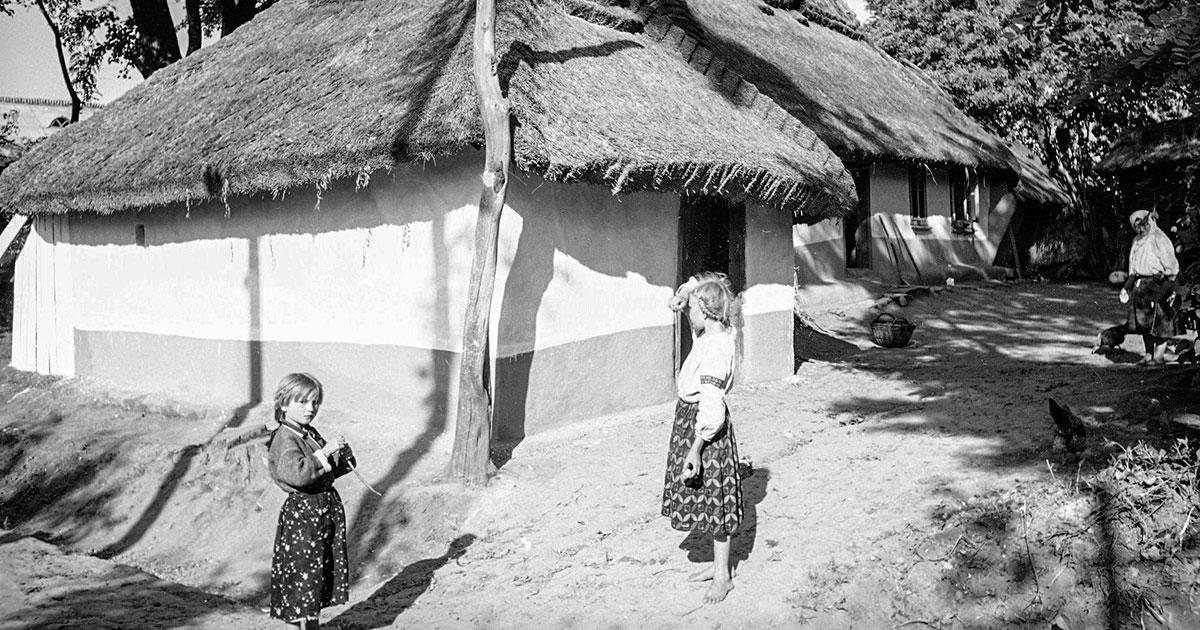 Як жили селяни на Івано-Франківщині 90 років тому