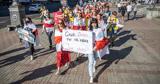 Марш солідарності з білоруськими жінками у Києві