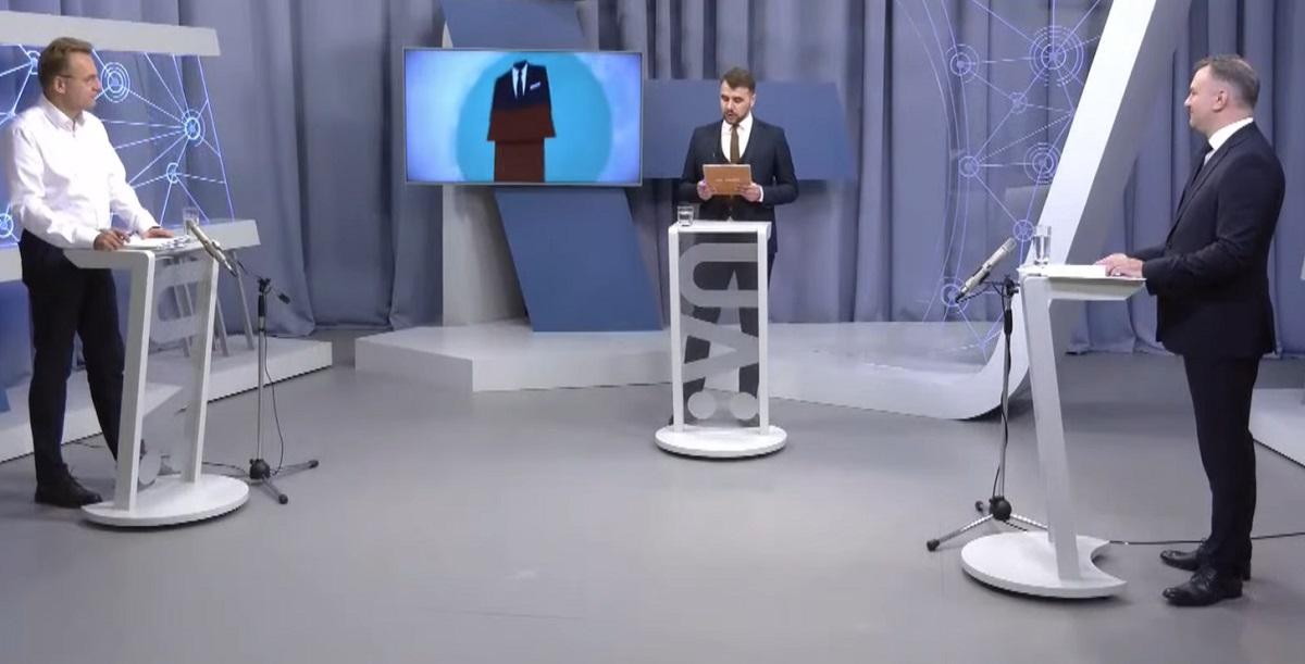 У Львові відбулися дебати, які з високою ймовірністю визначать результат виборів мера. Як це було