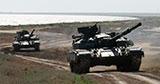 Танкісти Збройних сил України вдосконалюють основні елементи танкового бою