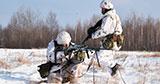Воїни-десантники продовжують підвищувати свою бойову майстерність